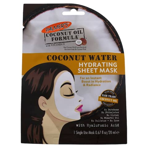 Palmers Coconut Water Hydrating Sheet Mask 0 67 Oz