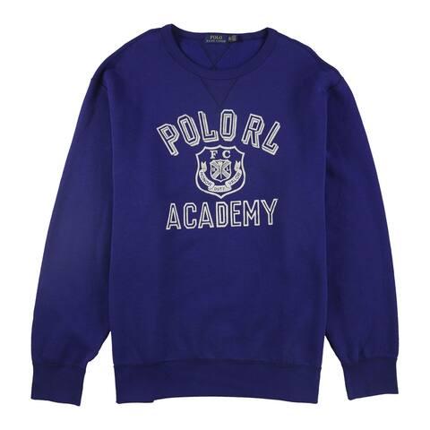 Ralph Lauren Mens Academy Sweatshirt