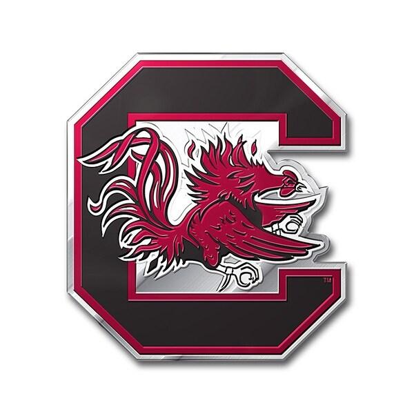 South Carolina Gamecocks Auto Emblem - Color