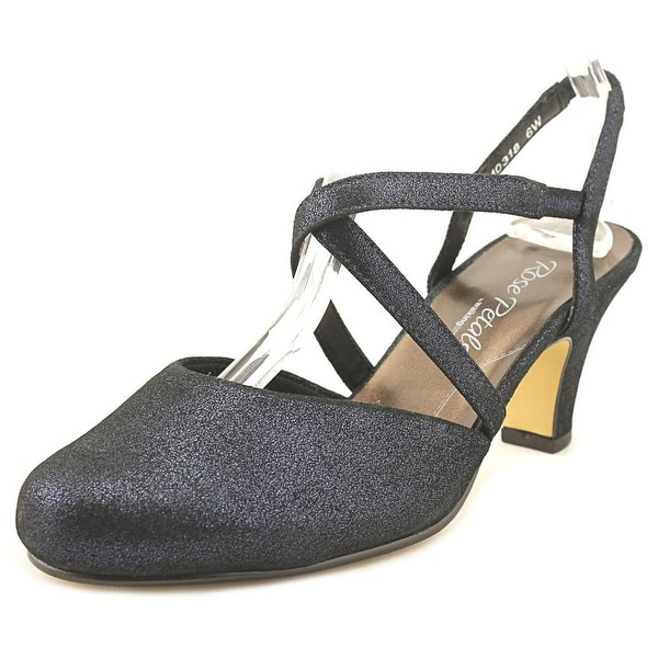 Walking Cradles Caliente Women W Round Toe Synthetic Slingback Heel