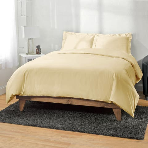 Kotter Home 1500 Thread Count Duvet Cover Egyptian Cotton Duvet Cover