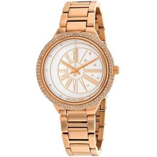 Michael Kors Women's Taryn MK6551 Mother of Pearl Dial watch