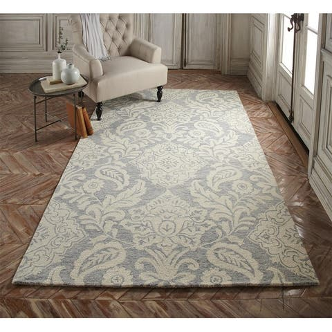 Grand Bazaar Natal Tufted Modern & Contemporary Rug