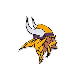 NFL Minnesota Vikings Logo Foam Sign