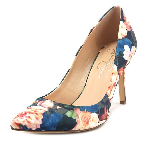 c4fcd9cba761 Shop Jessica Simpson Levin Women Pointed Toe Synthetic Multi Color ...