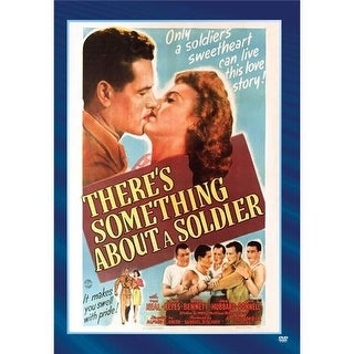 Theres Something About A Soldier DVD Movie