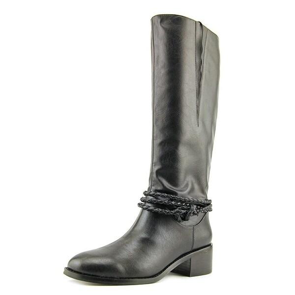 Ann Marino by Bettye Muller Vane Women Round Toe Synthetic Knee High Boot