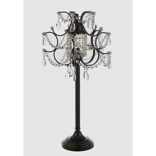 Shop Versailles Iron And Crystal Table Lamp Desk Lamp Bedside Lamp