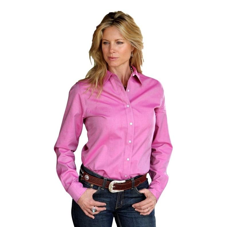 Miller Ranch Western Shirt Womens Long