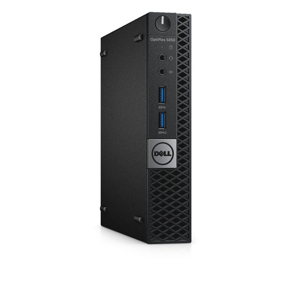 Dell - Optiplex 5050 Mff, I5-7500T W10 Pro 4Gb (1X4) 500Gb 7200 Rpm Integrated Gfx 3Y N