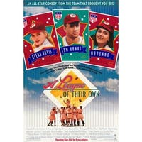 A League of Their Own Movie Poster Print, 27 x 40