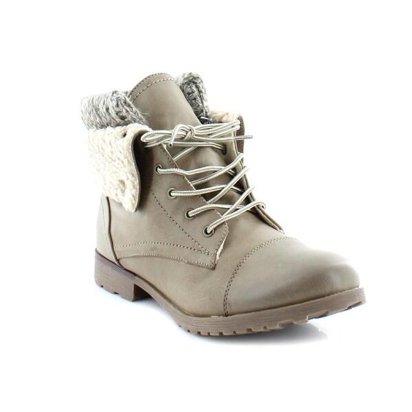 ZiGi Soho Spraypaint Women's Boots Taupe