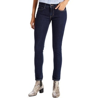 Levi's Womens 711 Skinny Jeans Ankle Breathable