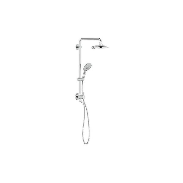 Shop Grohe 26 126 Retro Fit 190 Shower System Upgrade Your Existing