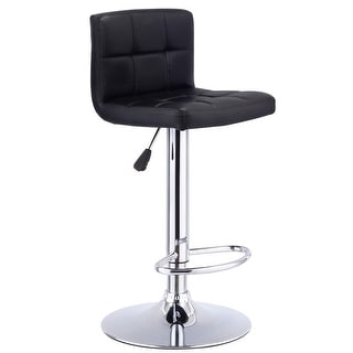Leather Bar u0026 Counter Stools - Shop The Best Deals for Nov 2017 - Overstock.com  sc 1 st  Overstock.com & Leather Bar u0026 Counter Stools - Shop The Best Deals for Nov 2017 ... islam-shia.org