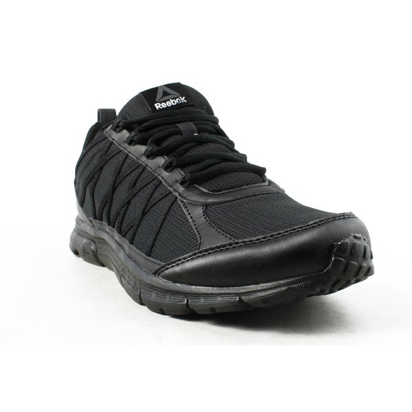 54e947267e2 Shop New Reebok Mens Speedlux 2.0 Black Running Shoes Size 9.5 ...