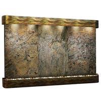 Adagio Solitude River Fountain - Round - Rustic Copper - Choose Options