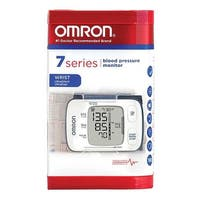 Omron Healthcare 73BP652 7 Series Wrist Blood Pressure Unit