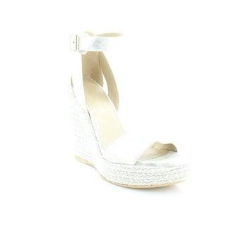 Stuart Weitzman Mostly Women's Sandals & Flip Flops Pale Gold