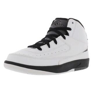 Jordan Retro 2 Basketball Preschool Kid's Shoes
