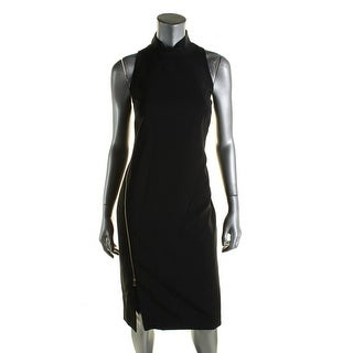 Lauren Ralph Lauren Womens Wear to Work Dress Crepe Sleeveless