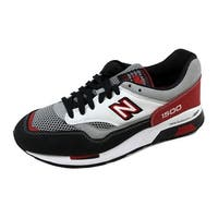 New Balance Men's 1500 Grey/Red Elite Riders Club CM1500AN