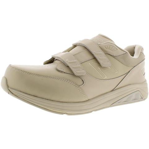New Balance Mens 928 v3 Walking Shoes Trainers Fitness - Bone/Bone