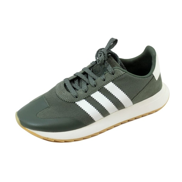 Adidas Women's FLB W Dark Green/White BY9303
