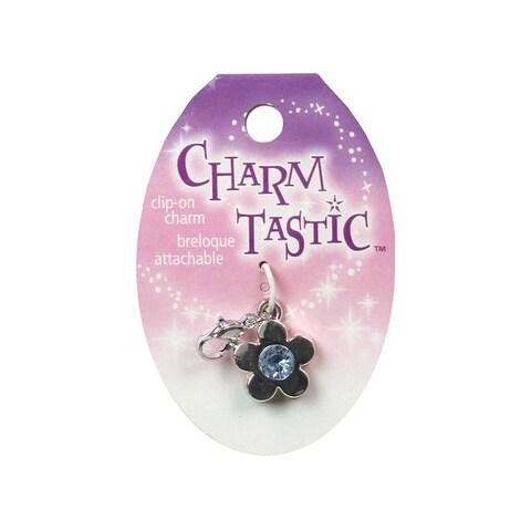 Janlynn Charmtastic Charm March Aquamarine