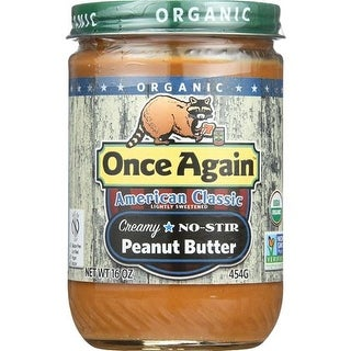 Once Again - Smooth Peanut Butter ( 12 - 16 OZ)