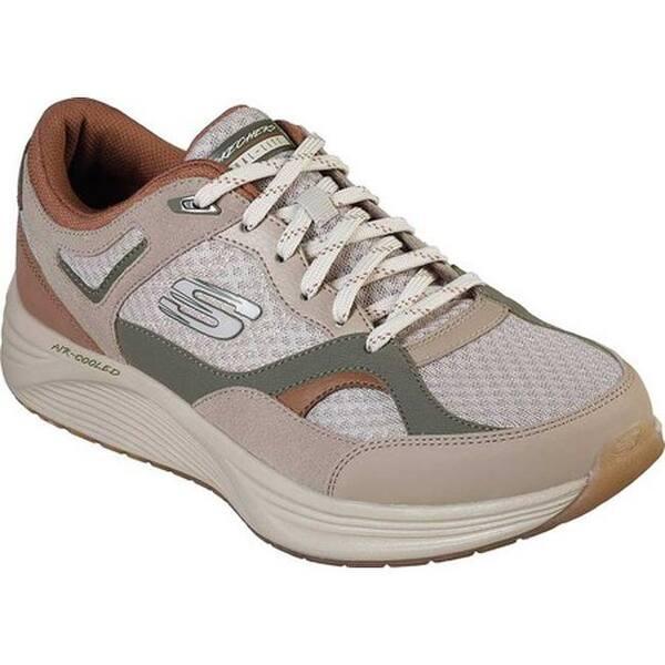 85ff909910b2 Shop Skechers Men's Skyline Alphaborne Sneaker Taupe/Brown - Free ...
