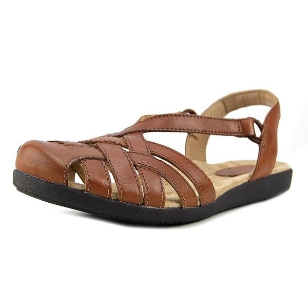 fae358eb0b18 Shop Earth Origins Nellie N S Open Toe Leather Sandals - Free ...