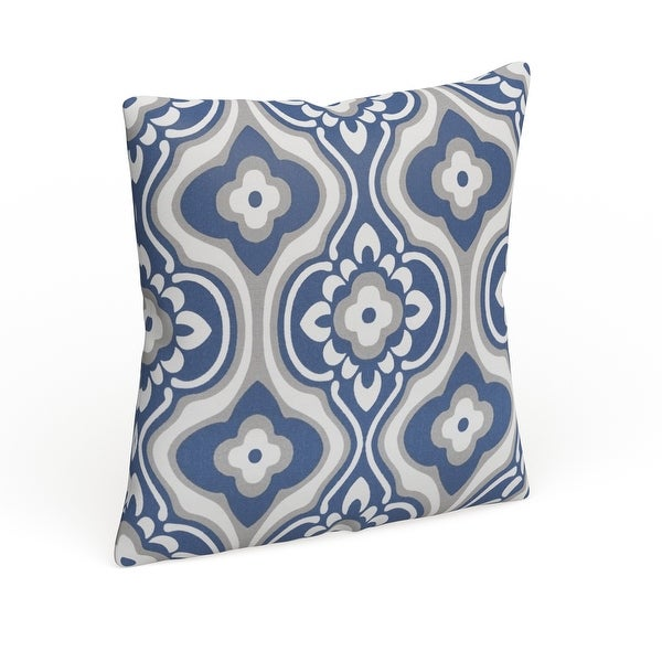 Porch & Den Floyd 18-inch Throw Pillow Shell. Opens flyout.