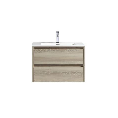 "Marlow Liv 30"" Single Bathroom Vanity"