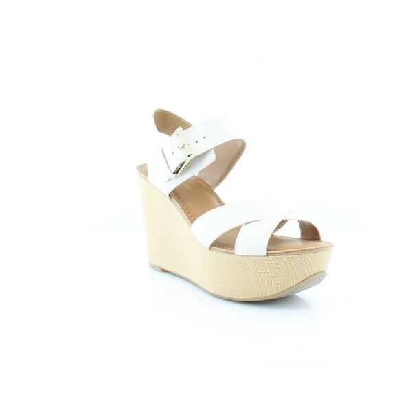 Tommy Hilfiger Fizz Women's Sandals & Flip Flops Ivory