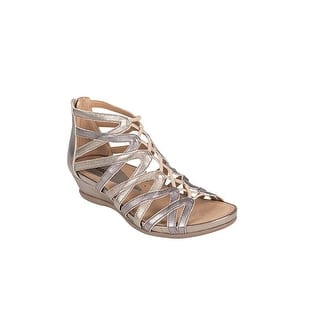 5f6fde172685d1 Earth Womens Shelly Flat Sandal · Quick View