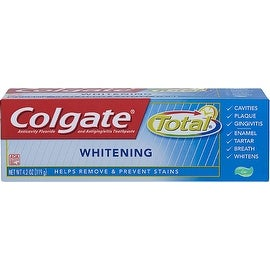 Colgate Total Multi-Protection Whitening Gel Toothpaste 4.20 oz