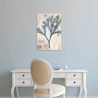 Easy Art Prints Vision Studio's 'Seaweed Arrangement III' Premium Canvas Art