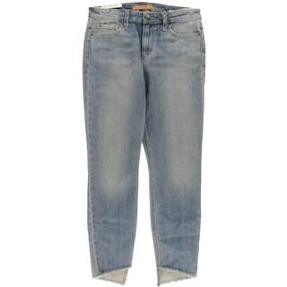 Joe's Jeans Womens Blondie Denim Mid-Rise Ankle Jeans