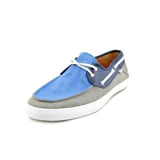 Vans Chauffeur Moc Toe Canvas Boat Shoe