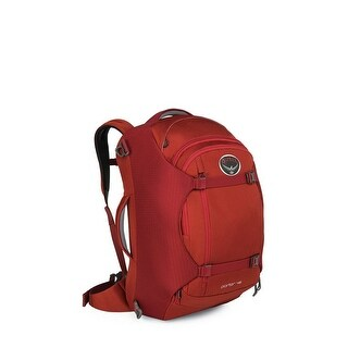 Osprey Porter 46L Travel Pack, Carry On Pack, Hoodoo Red