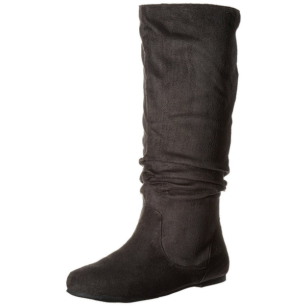 37111b013 Shop Brinley Co Women's Brinley-02 Slouch Boot - Free Shipping On ...