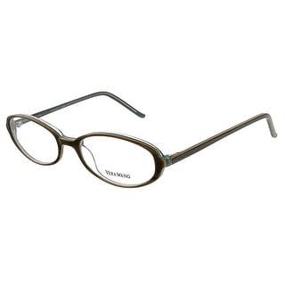 Vera Wang V 009 OL 49 Demi Olive Plastic Womens Optical Frame - 49-17-140