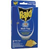 Pic Pmothraid Raid Pantry Moth Trap, 2 Pk