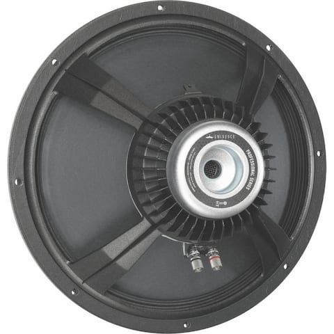 15-In Pro Woofer, 900W Max, 8 Ohms W/Copper Voice Coil