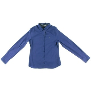Ballantyne Infant Embellished Button-Down Shirt