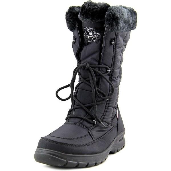 Kamik New York 2 Black Snow Boots