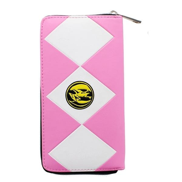 Power Rangers Pink Ranger Women's Wallet - Multi