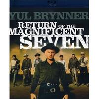 Return of the Magnificent Seven [BLU-RAY]