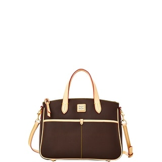 Dooney & Bourke Carley Small Daniela (Introduced by Dooney & Bourke at $198 in Sep 2014) - brown tmoro
